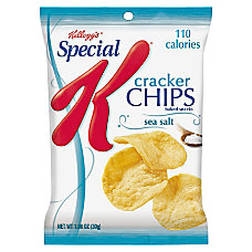 Special K Cracker Chips Sea Salt