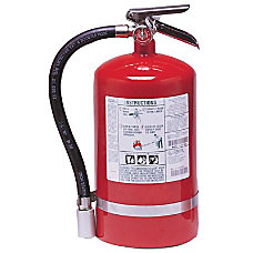 11LB FIRE EXTINGUISHER