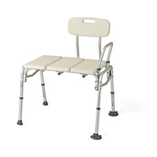 Guardian Push Button Transfer Bench With