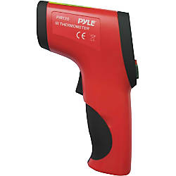 Pyle Compact Infrared Thermometer With Laser
