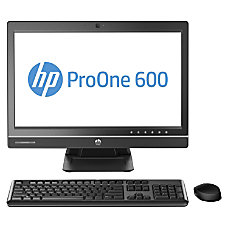 HP Business Desktop ProOne 600 G1