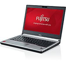 Fujitsu LIFEBOOK E734 133 Notebook Intel