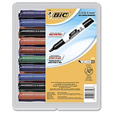 BIC Great Erase Grip Dry Erase