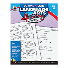 Carson Dellosa Common Core Language Arts