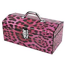 SAW Pink Leopard Storage Case