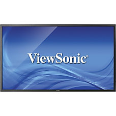 Viewsonic CDP5560 TL Digital Signage Display