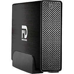Fantom Gforce/3 GF3B1000U32 1 TB External Hard Drive - Black