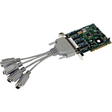 StarTechcom 4 Port PCI RS232 Serial