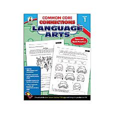 Carson Dellosa Common Core Connections Language