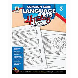 Carson Dellosa Common Core Language Arts