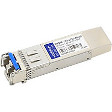 AddOn Cisco CWDM 10G 1510 40