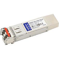 AddOn Cisco CWDM 10G 1590 40