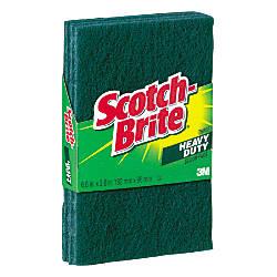 Scotch Brite Scour Pads Green Pack