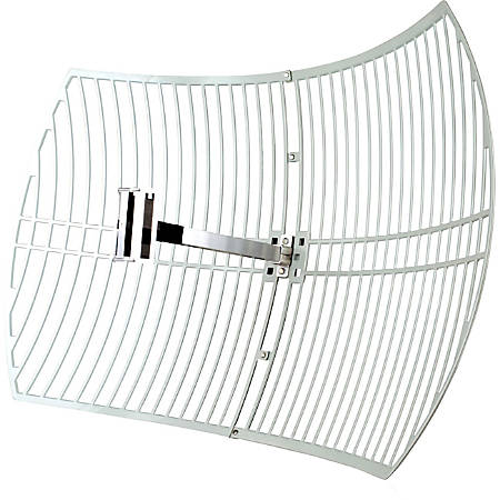 parabolic wifi antenna template - tp link grid parabolic antenna by office depot officemax