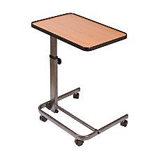 DMI Deluxe Tilt Top Overbed Table