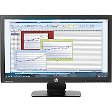 HP Business P222va 215 LED LCD