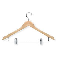 Honey Can Do Wood Suit Hangers