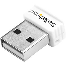 StarTechcom USB 150Mbps Mini Wireless N