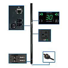 Tripp Lite PDUMV30NET PDU Switched 24
