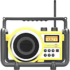 Sangean LB 100 LunchBox Radio Tuner