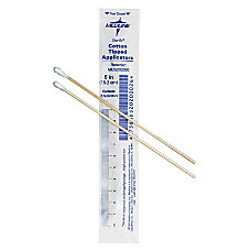 Medline Cotton Tip Applicators 6 Sterile