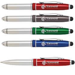 Executive Stylus Pen Light