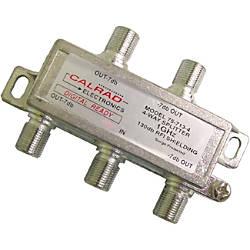 Calrad Electronics 4 Way 1GHz 130db