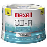 Maxell CD R Media
