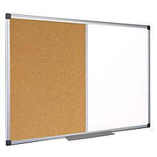 MasterVision Maya CorkDry Erase Combination Board
