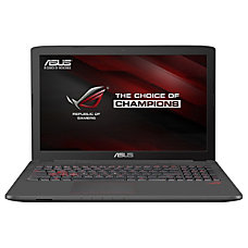 ROG GL752VW DH71 173 LCD Notebook