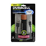 Duracell Portable Power Bank with 2600