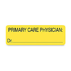 Tabbies Permanent Primary Care Physician Patient