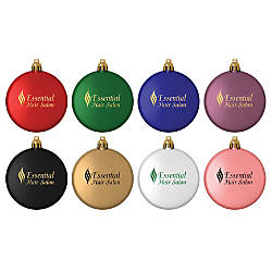 Round Flat Ornament 4