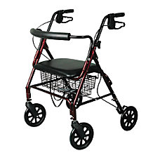 Guardian Standard Bariatric Heavy Duty Rollator