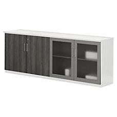 Mayline Medina Series Low Wall Cabinet