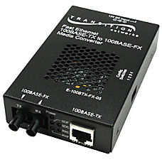 Transition Networks E 100BTX FX 05