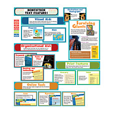 Carson Dellosa Bulletin Board Set Nonfiction
