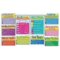 Carson Dellosa Bulletin Board Set Math