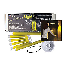 LC Industries Office Emergency Light Kit