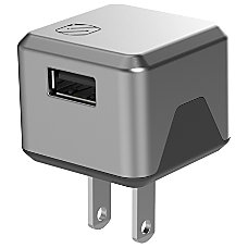 Scosche 12 Watt USB Wall Charger