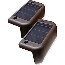 Maxsa Solar Deck Light 4 pack