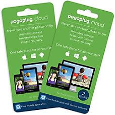 Pogoplug Cloud Storage Unlimited 2 Years
