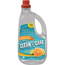 Clean Care Laundry Detergent 67 Oz