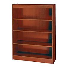 Safco Square Edge Veneer Bookcase 3