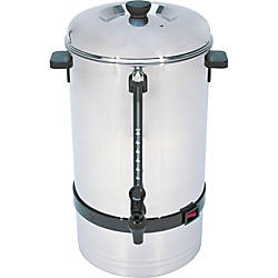 CoffeePro Stainless Steel Percolating Urn