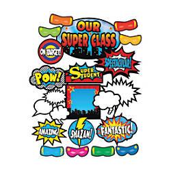 Teacher Created Resources Superhero Bulletin Board