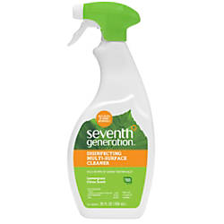 Seventh Generation Disinfecting Multi Surface Spray