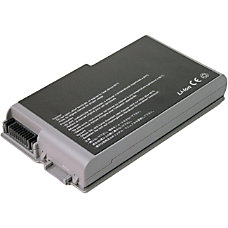 V7 Replacement Battery DELL LATITUDE D600