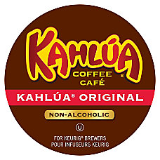 Timothys World Coffee Pods Kahlua Coffee