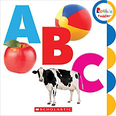 Scholastic Library Publishing Rookie Toddler ABC